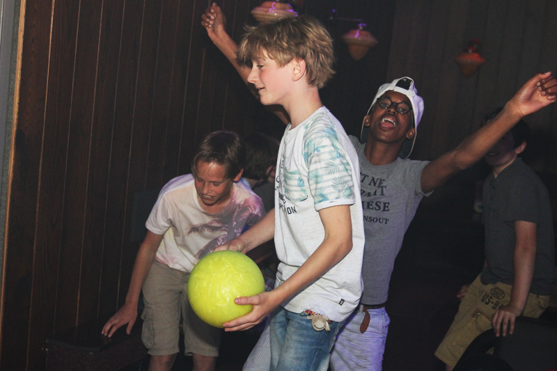 bowlen in Oisterwijk