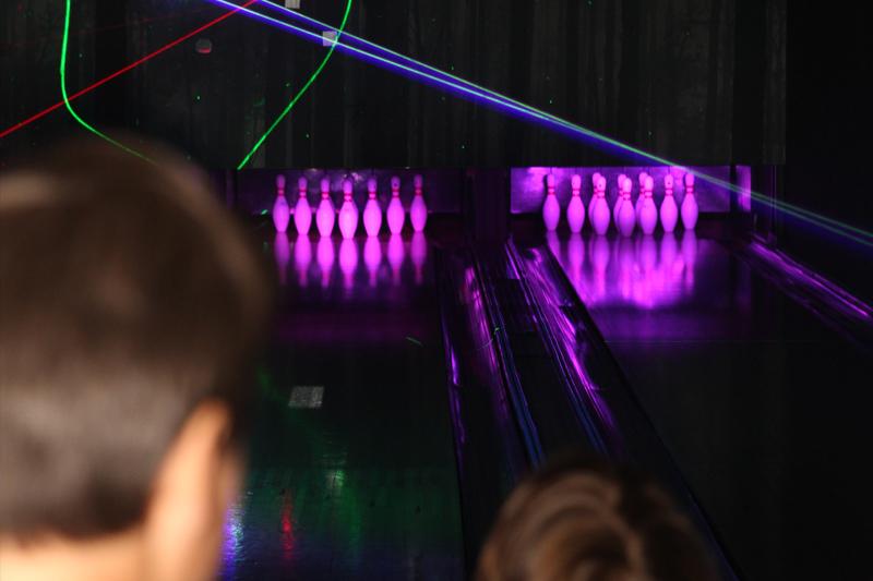 discobowlen in Oisterwijk