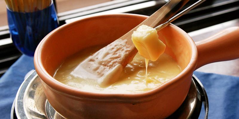 fondue en kaasfondue