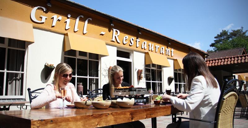 grillrestaurant in regio Tilburg