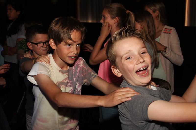 kinderfeestje Oisterwijk