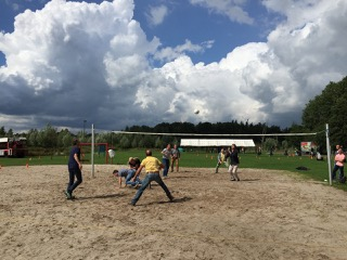 Beach Sports Net Iets Anders