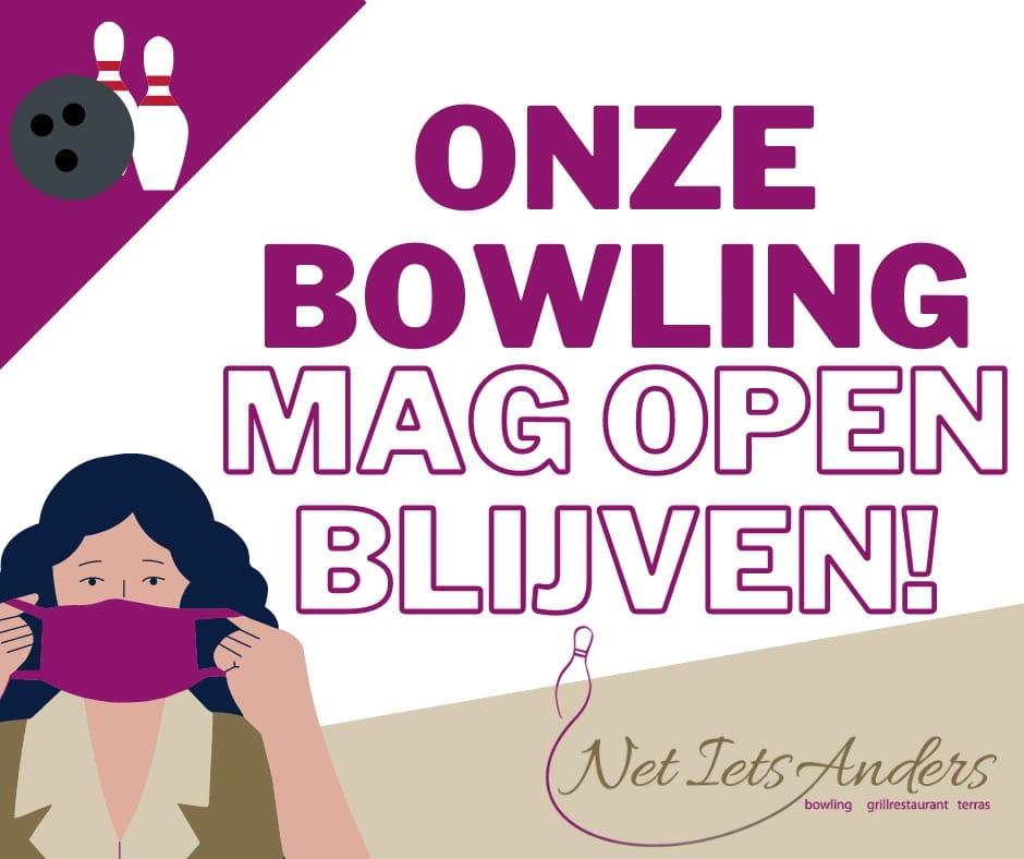 bowling-blijft-open